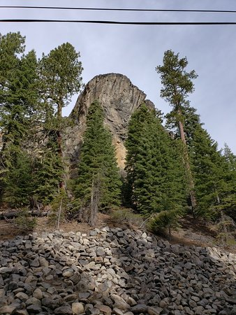 Homewood, Калифорния: Eagle Rock Hiking Trail