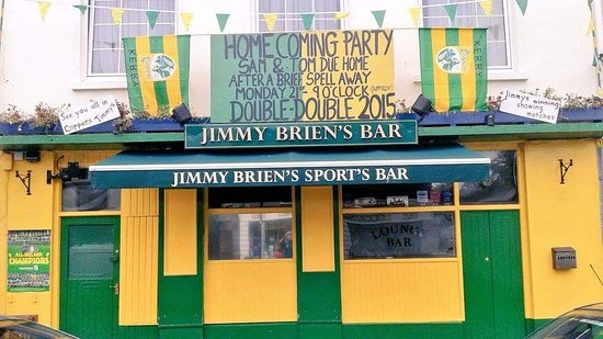 Jimmy Briens Bar