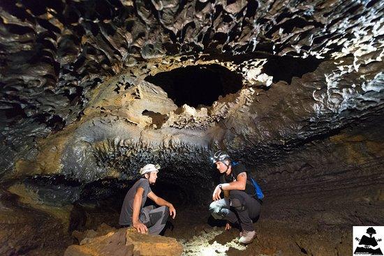 Tunnels de lave Reunion: Rando-Volcan
