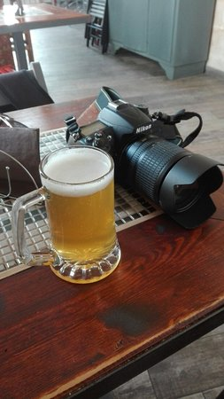 Birra stile Saison.
