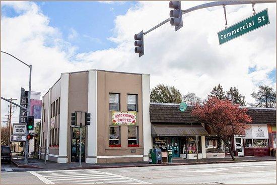BRICKHOUSE COFFEE #3 SOUTH MAIN STREET WILLITS CALIFORNIA
