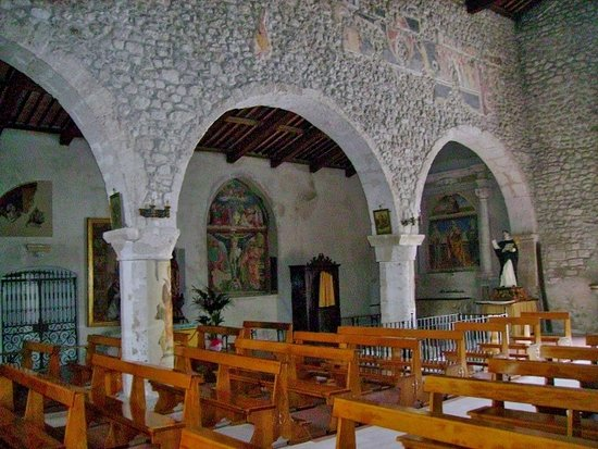 Chiesa di Santa Maria Assunta: Interno