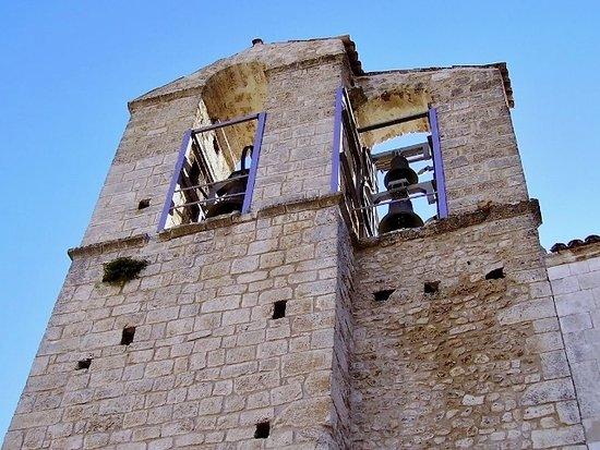 Assergi, Italia: Campanile a vela