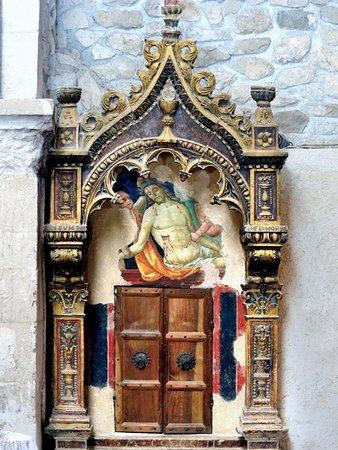 Chiesa di Santa Maria Assunta: Prezioso tabernacolo del 1502