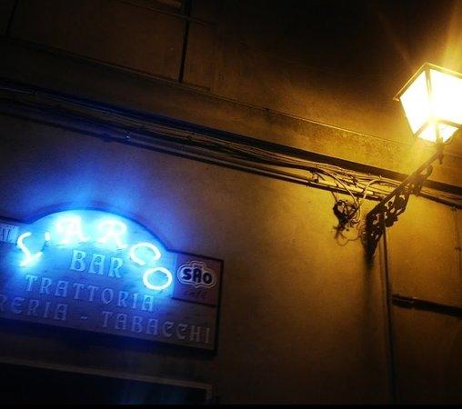 Ripi, Italy: Trattoria l'Arco