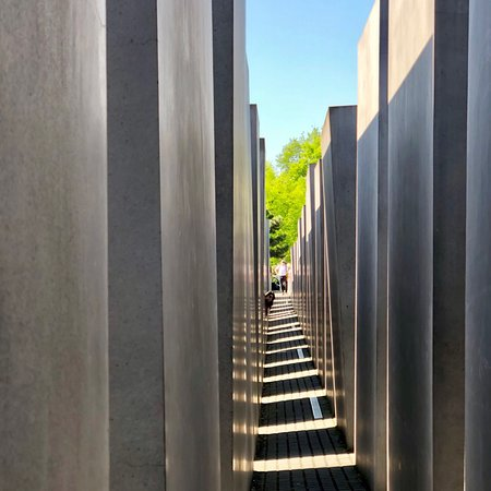 The Holocaust Memorial Memorial To The Murdered Jews Of