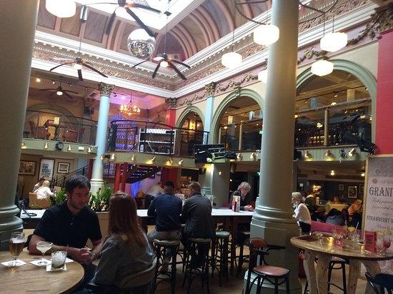 Arthur Street Belfast Restaurants