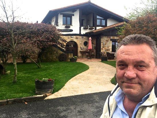 Agroturismo Maddiola: La casa.