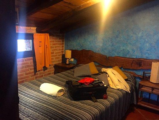 Agroturismo Maddiola: Mi habitación.