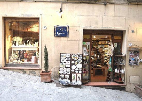 Porta della Cavina a Montepulciano