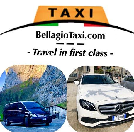 Taxi Bellagio