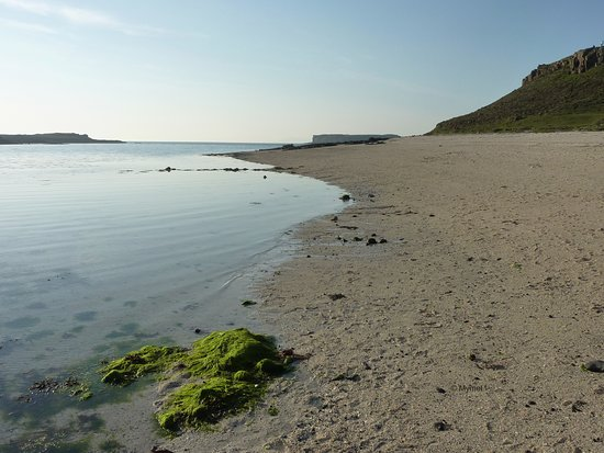 Claigan Coral Beach: Playa