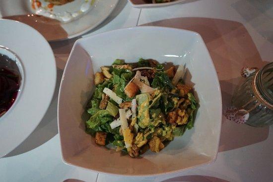 Ανεμόμυλος: Anemomilos restaurant special salad