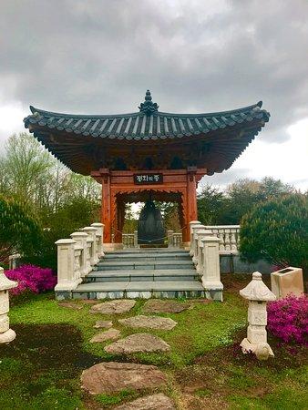 meadowlark botanical garden korean garden - Korean Garden