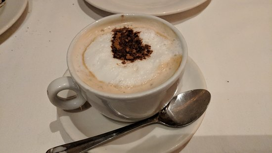 Little Neck, NY: Cappuccino