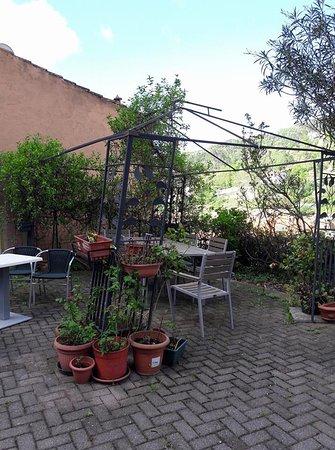 Feglino, อิตาลี: gazebo pericolante