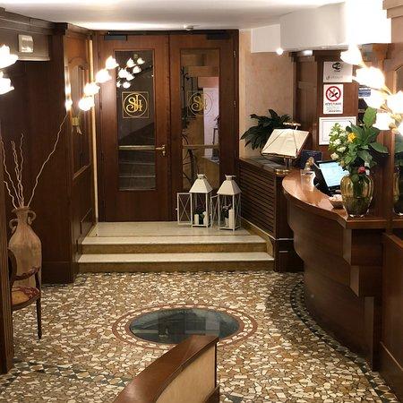 Il soggiorno dello Chef Cannavacciuolo  - Picture of Hotel ...