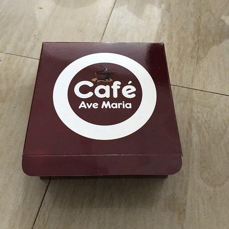 Taleigão, الهند: Cafe Ave Maria