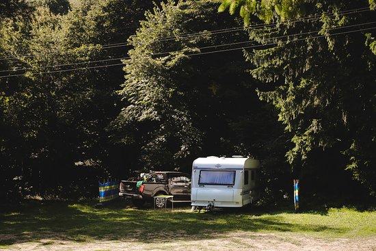 Sinagovtsi, Bulgarije: Miejsce campingowe