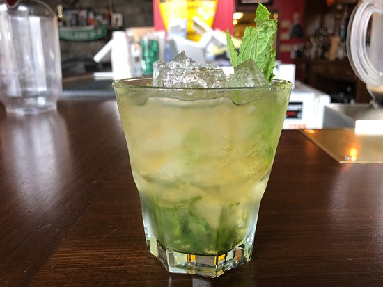 Watertown, SD: Mint Julep, just in time for the Kentucky Derby!