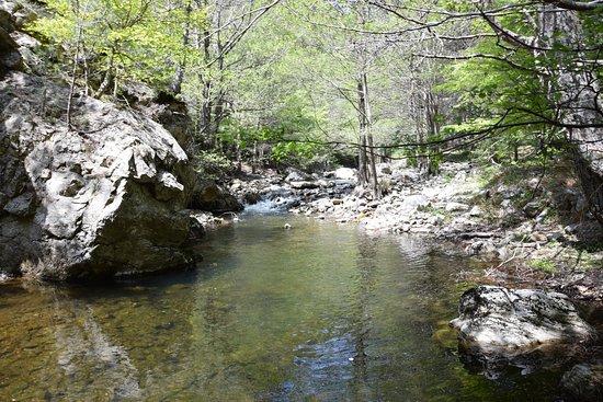 Cascate dell'Amendolea
