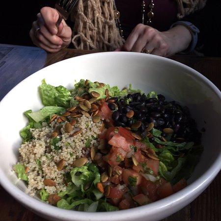 Kingston, NY: Salad bowl