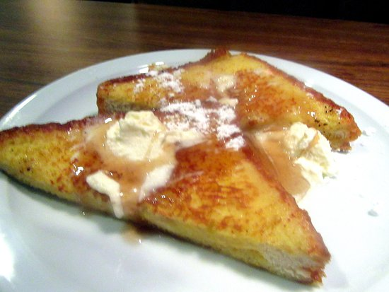 French Toast, Denny's, Milpitas, CA