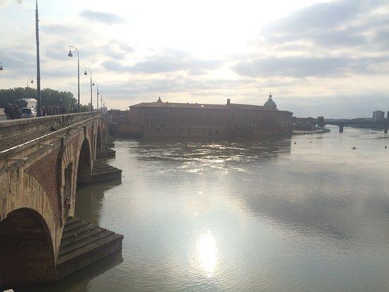 Pont Neuf: ponte nova