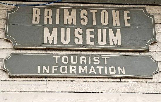 Brimstone Museum Complex
