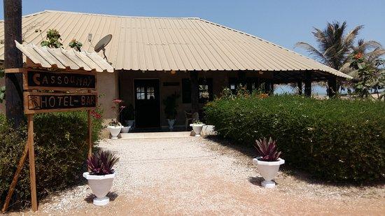 Kafountine, Senegal: Entré