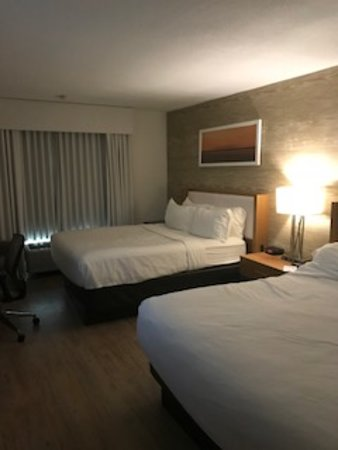 Holiday Inn St. Louis SW Route 66: Photo doesn't do it justice. Really clean rooms.