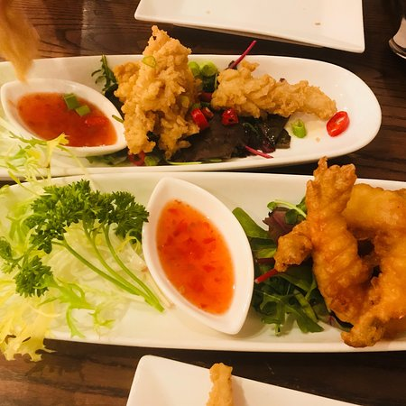 Takeaway - Review of Chayada Thai Cuisine, London, England ...