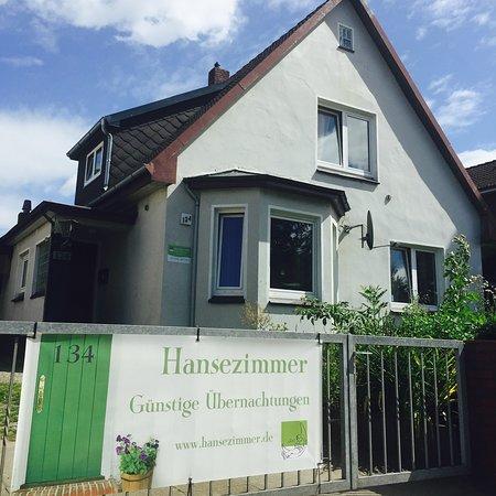 Wentorf bei Hamburg, Germany: Monteurzimmer