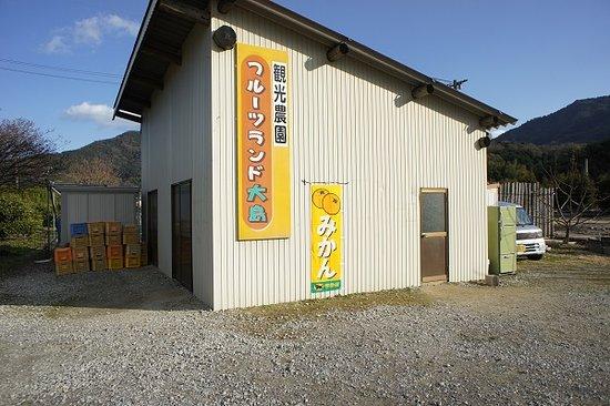 Suooshima-cho, Japan: フルーツランド大島