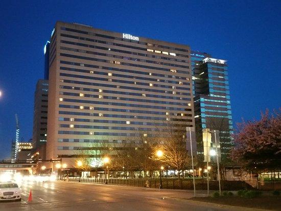 Hilton Lexington Downtown Hotel