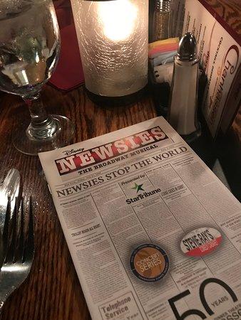 Chanhassen, MN: Newsies