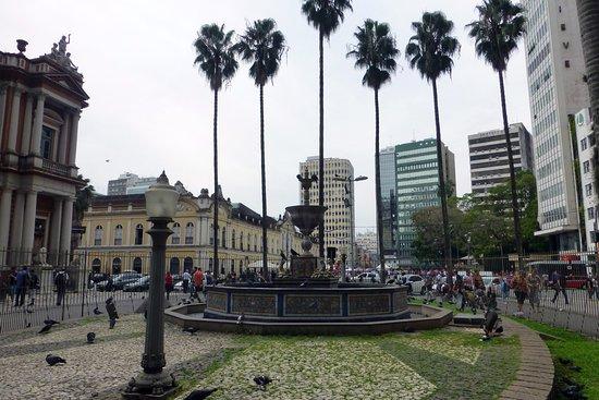 Talavera de La Reina Fountain