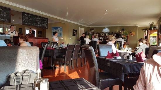 Eastport, Канада: Inside Chucky's Restaurant