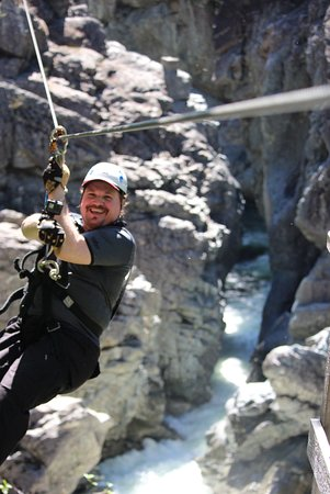 WestCoast Wild Adventures: Anniversary zip line