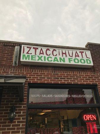Fairburn, GA: Horrible food