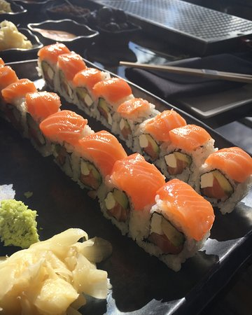 Mandarin Oriental, Miami: Sushi