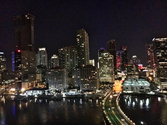 Mandarin Oriental, Miami: Vista de noche