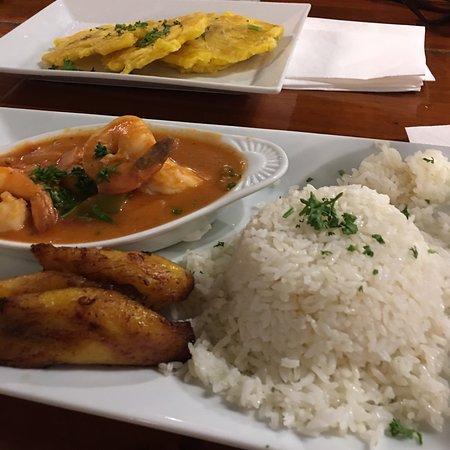 Mambo Cuban food