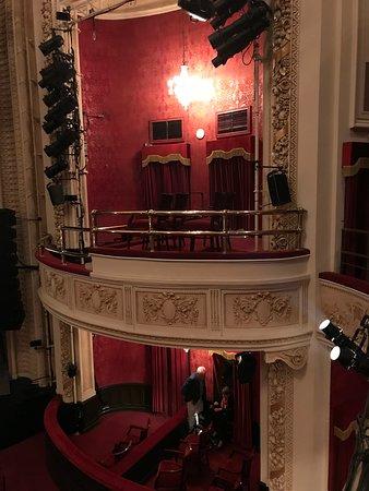 Royal Alexandra Theatre is gorgeous