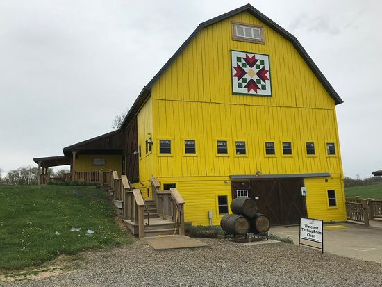 Newcomerstown, OH: Front entrance of Yellow Butterfly