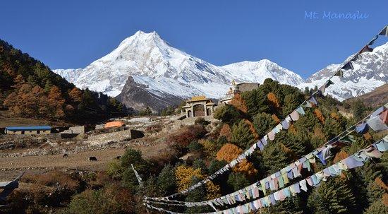 Gorkha, Nepal: manaslu trek