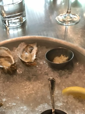 Southpark Seafood: Oysters