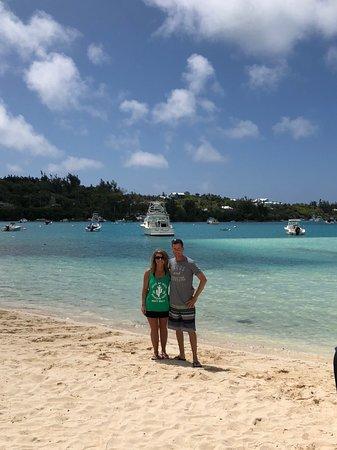 百慕大海岸游览:皮划艇生态旅游照片