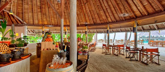 Lankanfushi: Breakfast Experience at Main Restaurant
