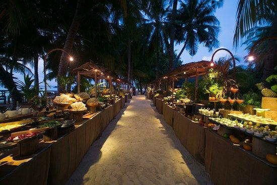 Lankanfushi: Asian Street Market